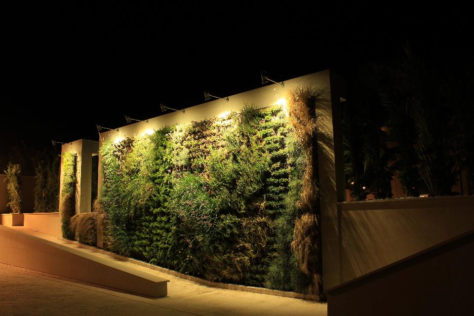 jardines verticales para viviendas