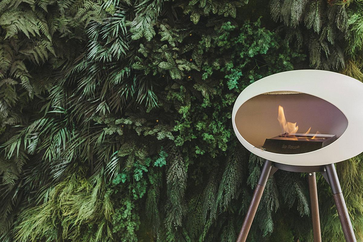 jardines verticales excsluivos para interiores lujosos