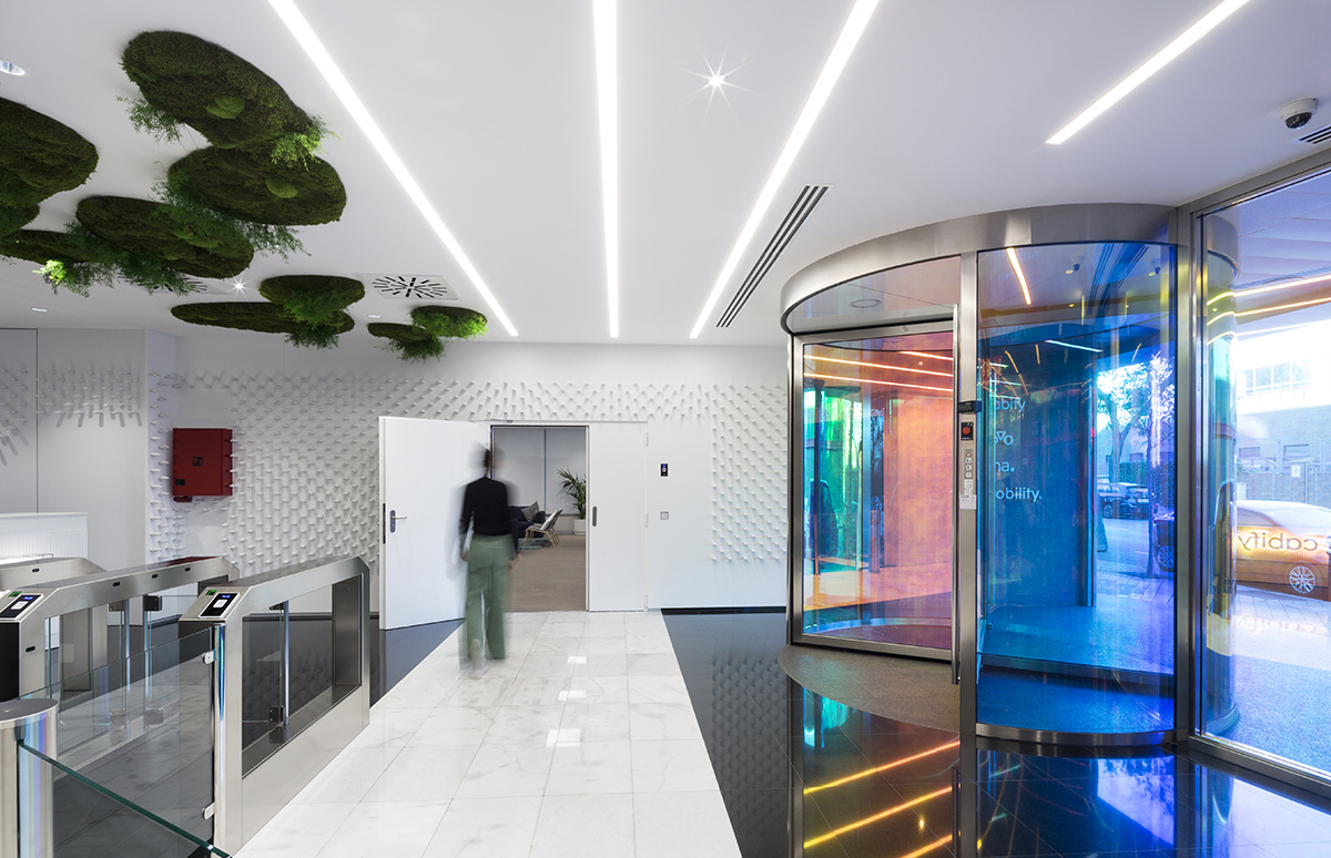 decoración-vegetal-plantas-preservadas-oficinas-cabify