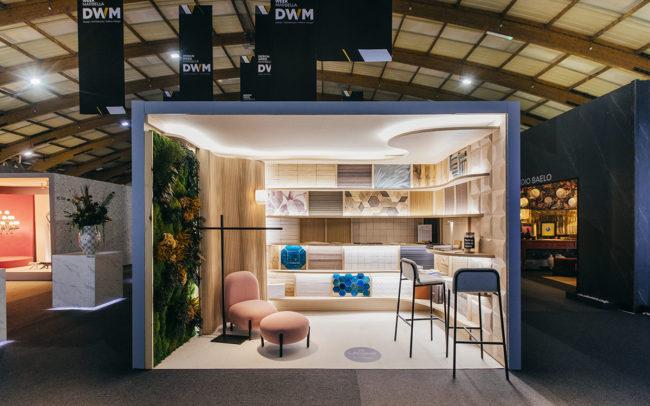 Jardín vertical Greenarea Feria Design Week Marbella 2021