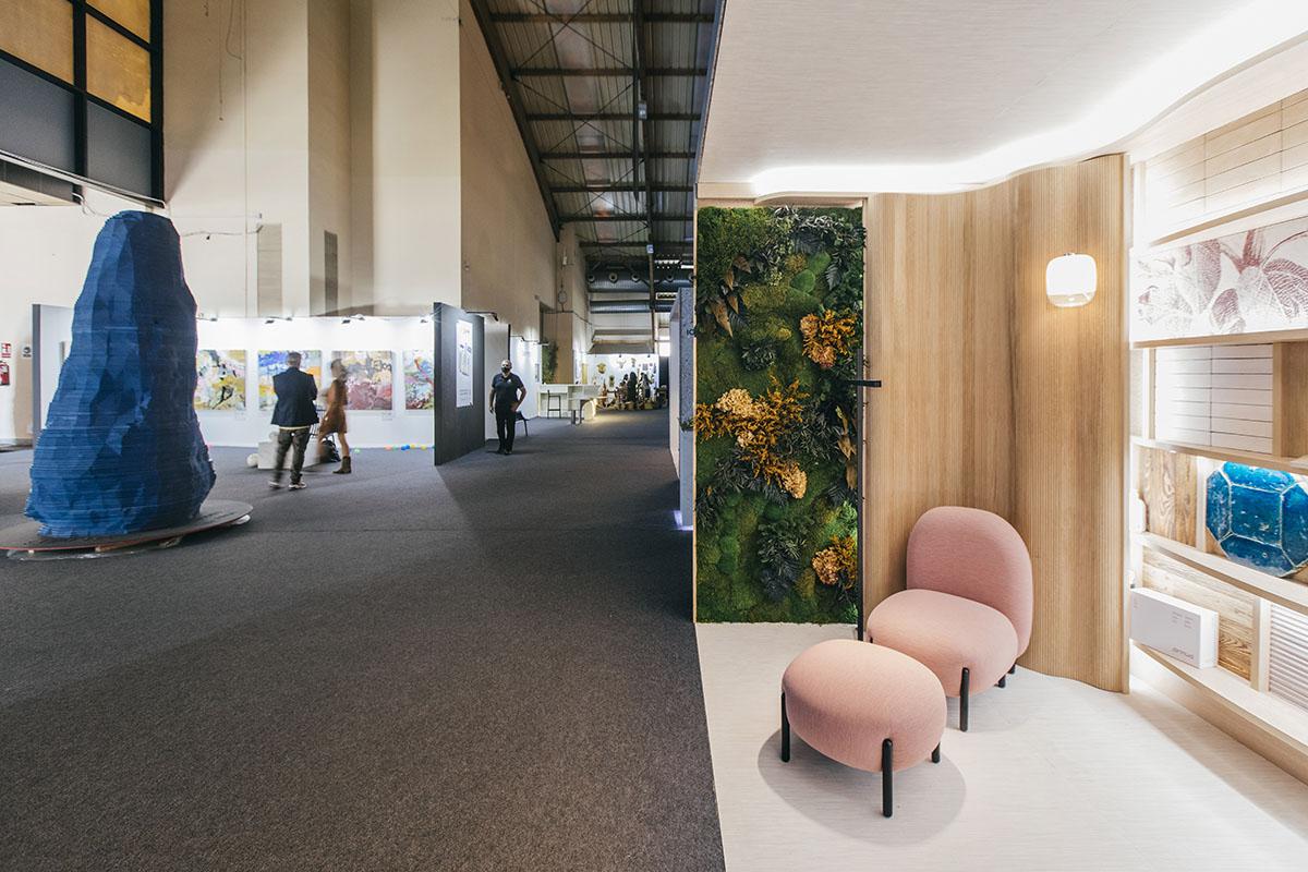 Greenarea in Design Week Marbella 2021 fair