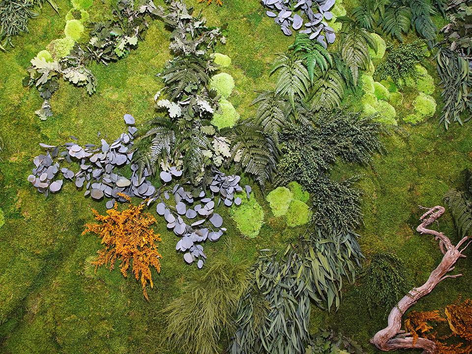 jardín-vertical-plantas-preservadas-sin-mantenimiento