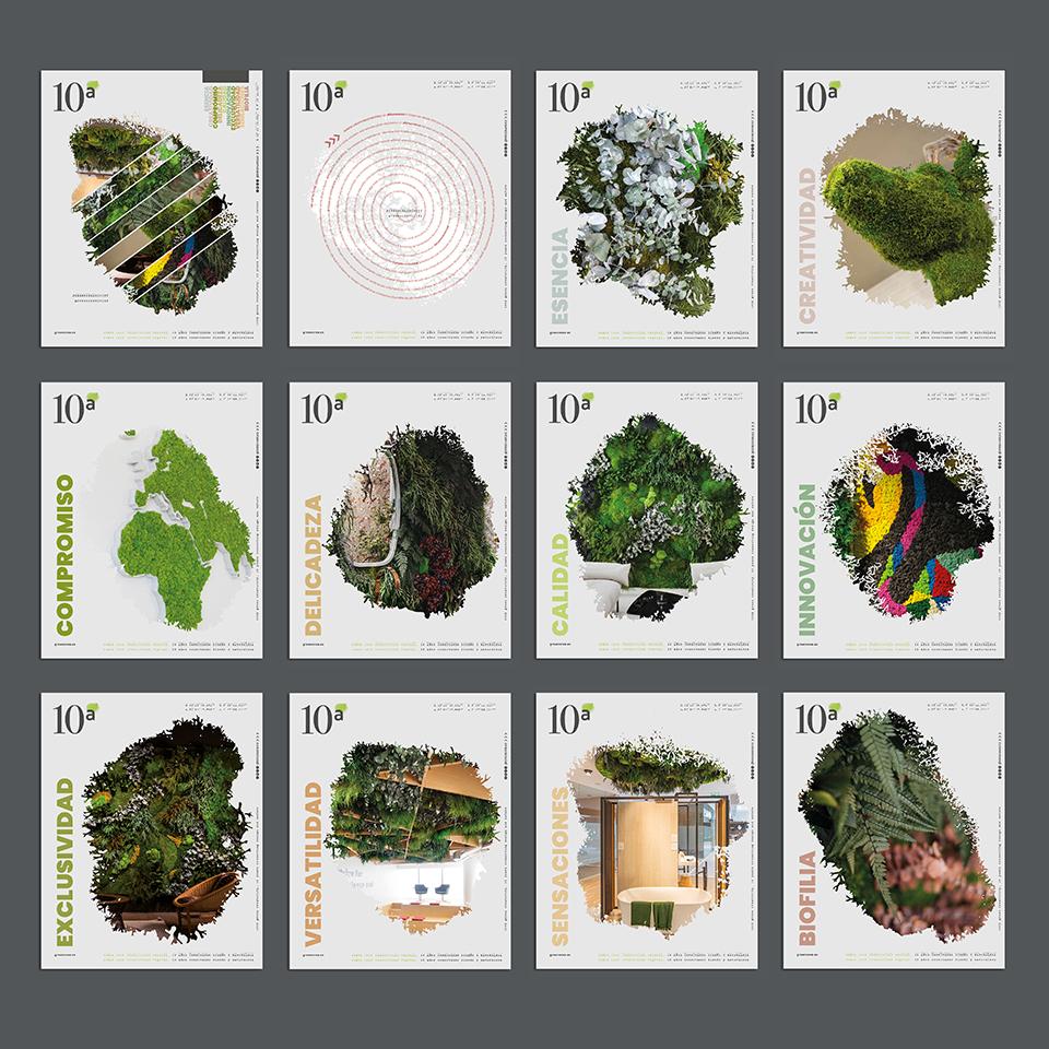 greenarea 10 años conectando naturaleza y diseño en creaciones vegetales únicas para proyectos interiorismo