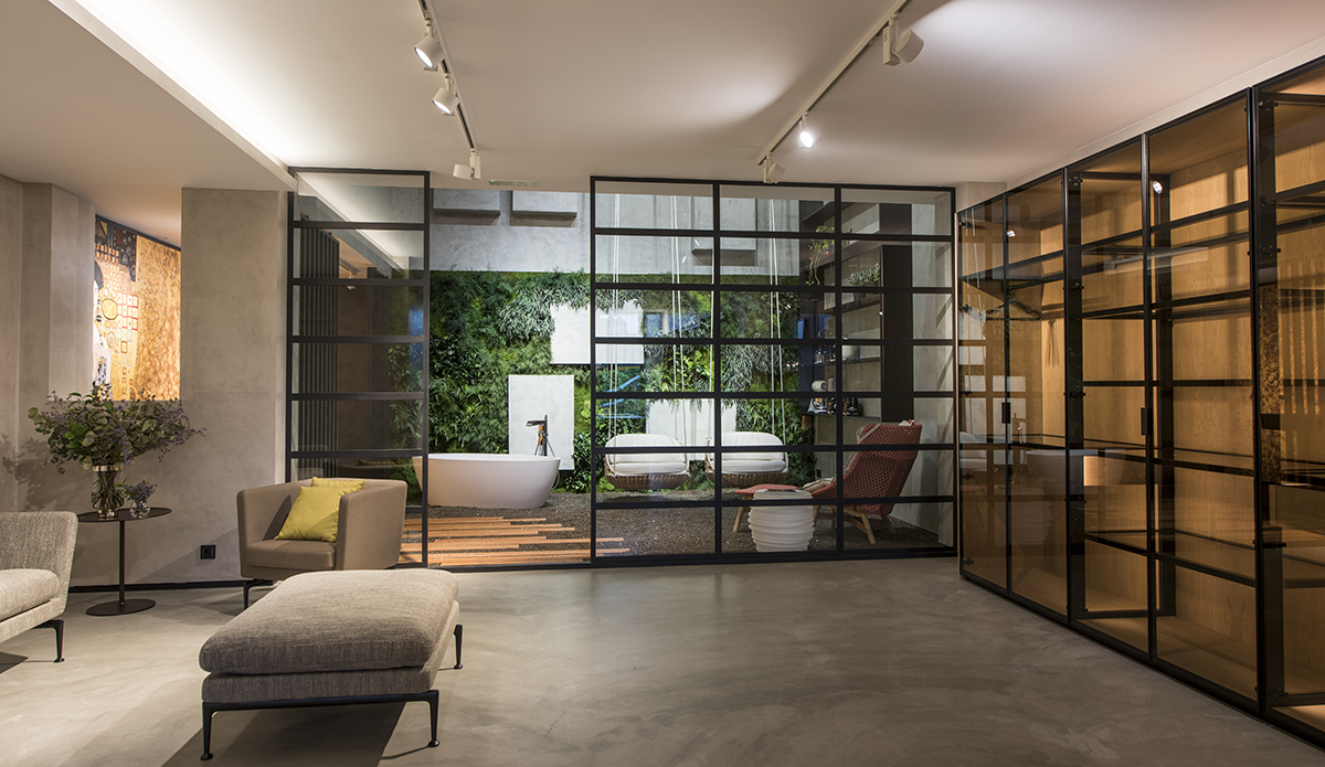 decoracion-showroom-jardin-vertical