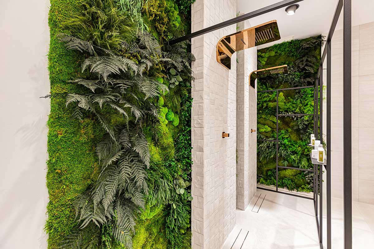 jardines verticales preservados sin mantenimiento